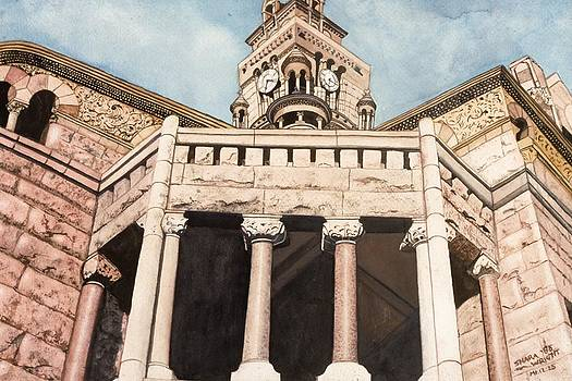 Decatur Courthouse by Shara  Wright
