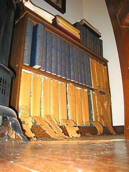 Decaying Books by John King