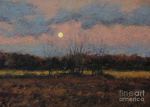 December Moon by Gregory Arnett