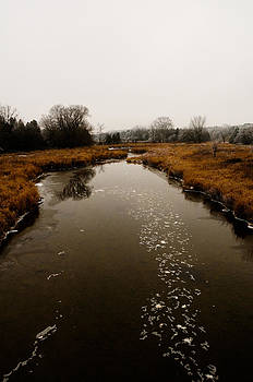 December River by BandC  Photography