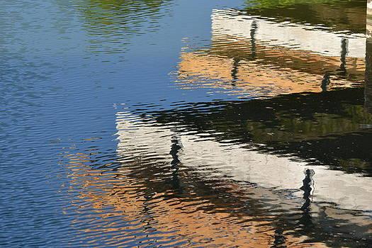 Deck Reflections by Bill Mock