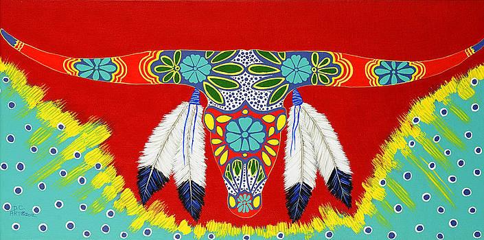 Longhorn by Debbie Chamberlin