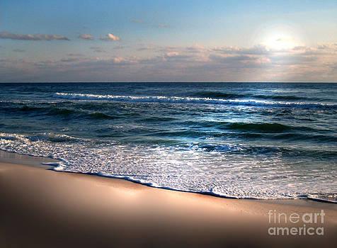 Deep Blue Sea by Jeffery Fagan