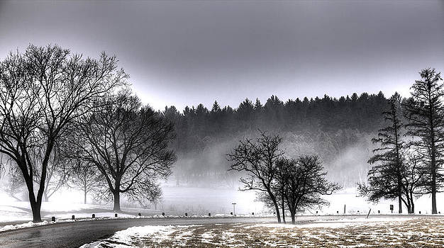 Deep Fog over Marmo by Ed Cilley