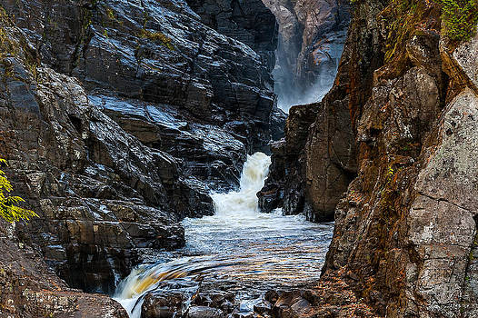 DEEP in CANYON STE-ANNE by Kay Price