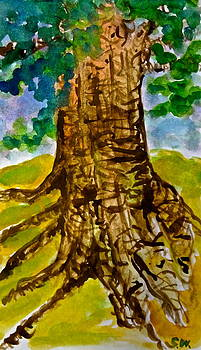 Deep Rooted by Esther Wilhelm Pridgen