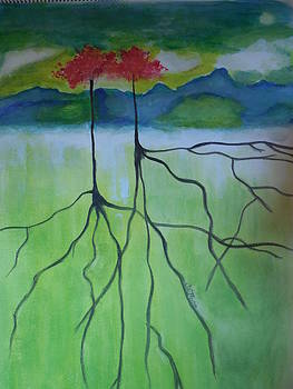 Deep Roots by Tammy McClung