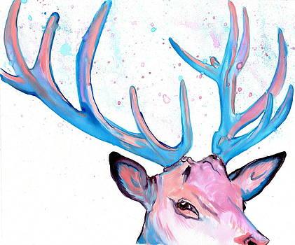 Deer by Raquel Ventura