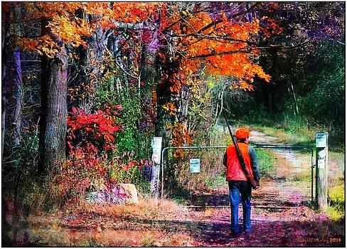 Deer season by Sybil Conley