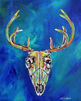 Deer Skull by Lee Walker