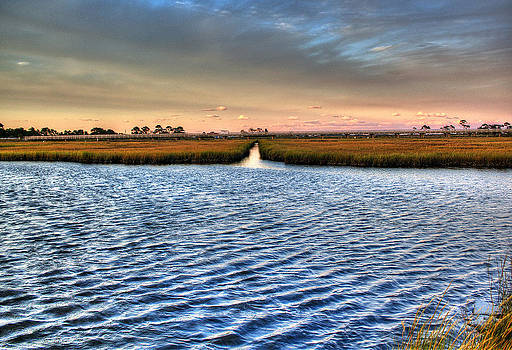 Delaware- Assawoman Bay by Tim Buisman