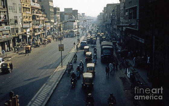 Delhi in the Daylight by Scott Shaw