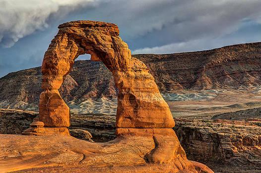 Jeff Burton - Delicate Arch