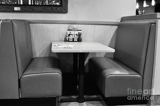 Denny's Booth by Andres LaBrada
