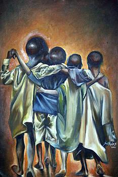Departure by Olaoluwa Smith
