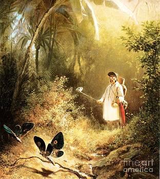 REPRODUCTION - Der Schmetterlingsfanger