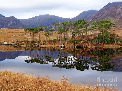 Derryclare Lake by Maureen Dowd