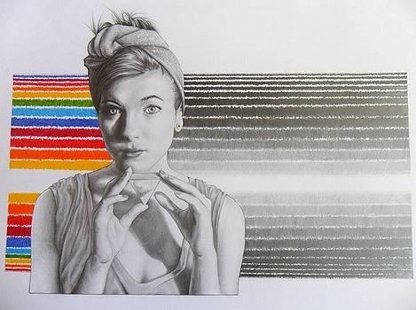 Descomposition of Light by Lucas Salgado