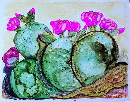 Desert Bloom by Marcia Breznay