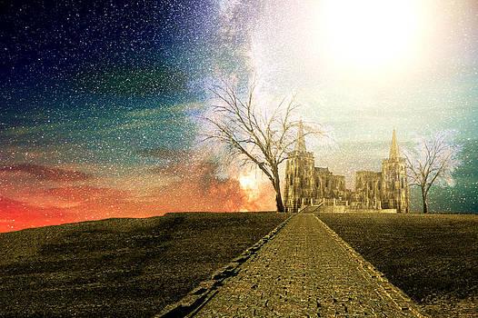 Desert Kingdom  by Ally  White