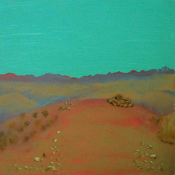 Keith Thue - Desert Overlook