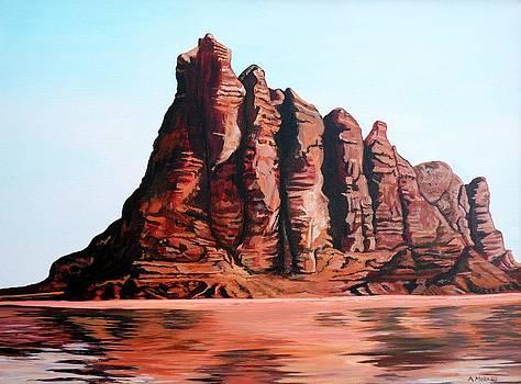 Desert Scene by Anthony Morales