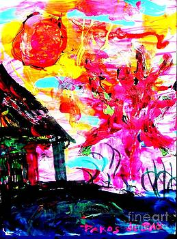 Desert Sun      by Darlyne Sax