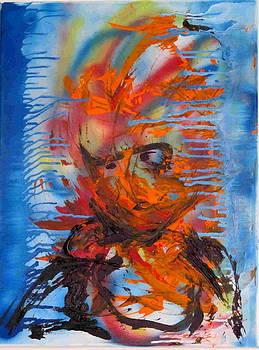 Despondent to be art  by Darryl  Kravitz