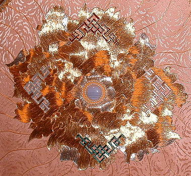 Detail Vastness AT by Dan A  Barker