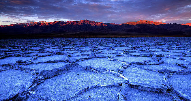Devil Highway - Death Valley NP by Nick Borelli