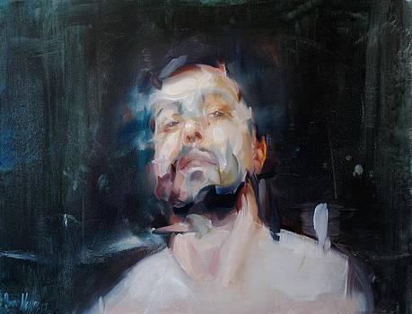 Devoid of emotion by Omar Najjar