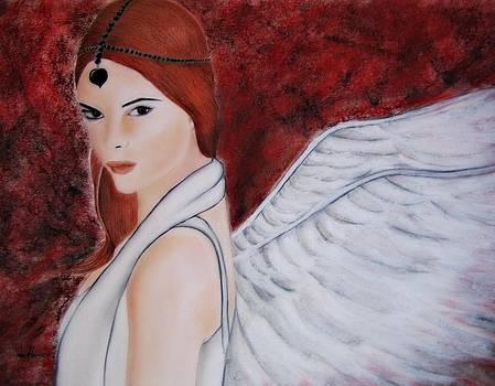 Di Luce Vestita by Ida Ambrosio