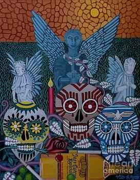 Dia De Los Muertos by Anthony Morris