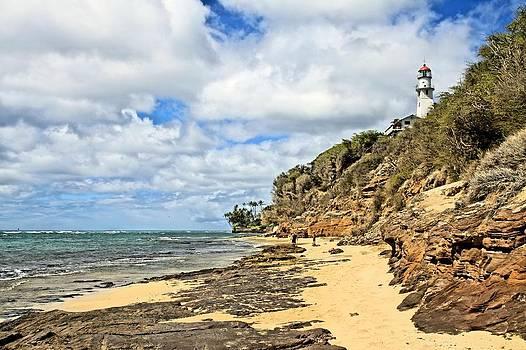 Diamond Head Lighthouse by DJ Florek
