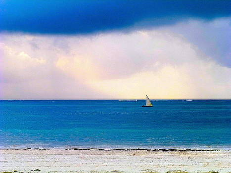 Diani Beach  by Henry  Turner