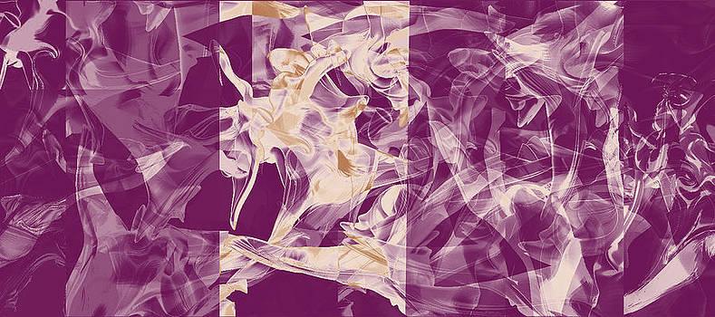 Digital Abstract by Moshfegh Rakhsha