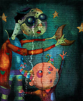 Digital Painting by Allyana Bermejo