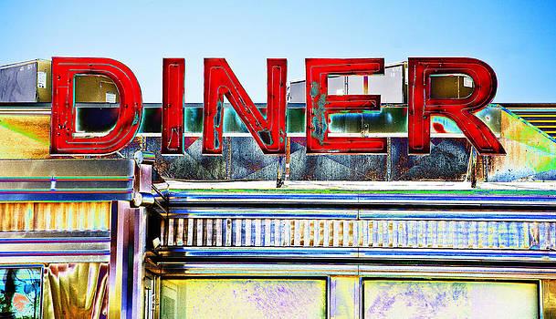 Diner Redux by Patrick Derickson