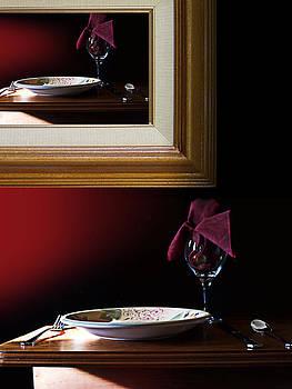 Regina  Williams  - Dinner Plate Still Life