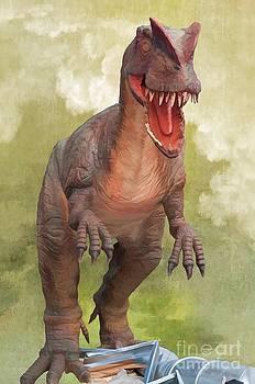 Liane Wright - Dinosaur