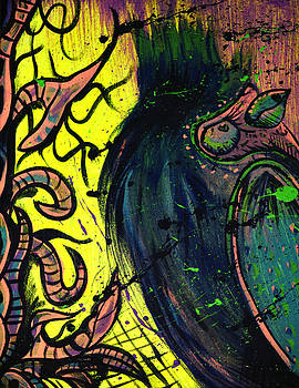 Dirty Bird  by Ryno Worm  Tattoos