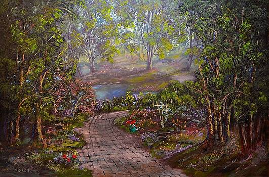 Divine Sunshine by Michael Mrozik