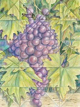 Divine Vines by Elinor Sethman