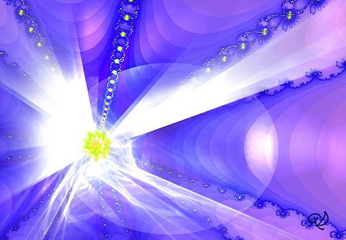 Divine Vision by Ute Posegga-Rudel