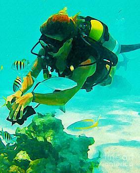 John Malone - Diving the Reef