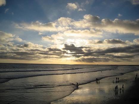 Divining Sunset by Melissa McCrann