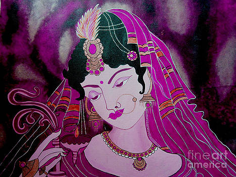 Diya Girl by Priyanka Rastogi