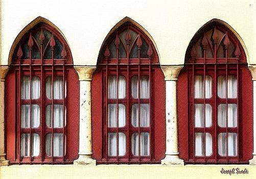 DO-00368 The 3 Windows Downtown by Digital Oil