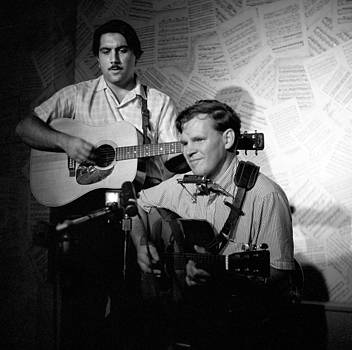 Doc Watson and Son by Glenn McCurdy