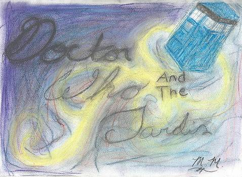 Doctor Who and The Tardis by Maxine Meyers